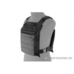 Lancer Tactical 1000D Primary Tactical Vest (PPC) - BLACK