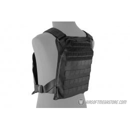 Lancer Tactical 1000D Primary Tactical Vest (PPC) - BLACK