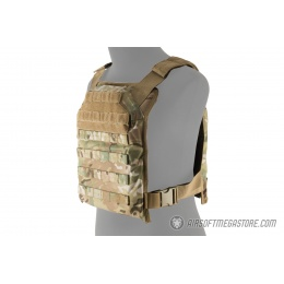 Lancer Tactical 1000D Primary Tactical Vest (PPC) - CAMO
