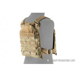 Lancer Tactical 1000D Primary Tactical Vest (PPC) - CAMO