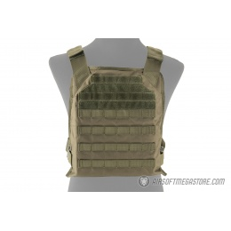Lancer Tactical 1000D Primary Plate Carrier (PPC) - OD GREEN