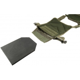 Lancer Tactical 1000D Primary Tactical Vest (PPC) - OD GREEN