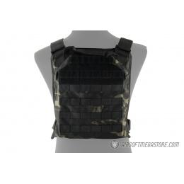 Lancer Tactical 1000D Primary Tactical Vest (PPC) - CAMO BLACK