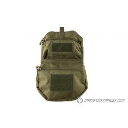Lancer Tactical Foldable MOLLE Utility Pack - OD GREEN