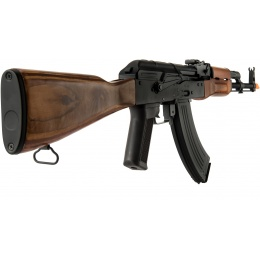Echo1 Red Star Full Metal AKM Real Wood Airsoft AEG - BLACK/WOOD