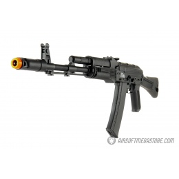 Echo1 Full Metal Red Star VMG Vector Machine Gun AEG w/ Battery and Charger - BLACK