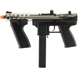 Echo1 Gat Assault Tool Airsoft AEG - CHROME