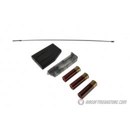 JAG Arms Scattergun HD Airsoft Gas Shotgun (Standard Tube) - TAN