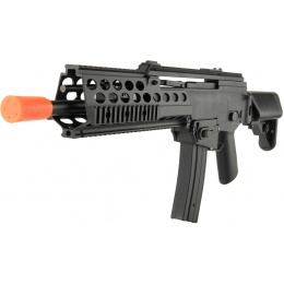 Echo1 Modular Tactical Carbine MTC2 Airsoft AEG Rifle - BLACK