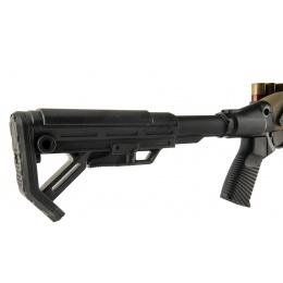 JAG Arms Scattergun SPX2 Airsoft Gas Shotgun (Extended Tube) - TAN