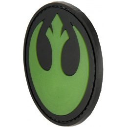 G-Force Guerilla Insignia PVC Morale Patch - OD GREEN