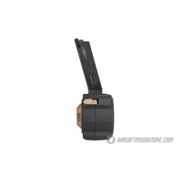 HFC HFC HD Drum Magazine for Airsoft GBB M9 Series
