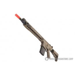 ARES Knight's Armament Full Metal SR25-M110K Airsoft AEG - DARK EARTH
