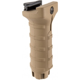 Ranger Armory Long Vertical Rigid Foregrip - TAN