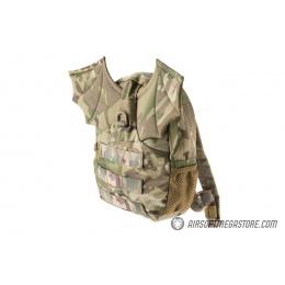 Lancer Tactical 1000D Nylon Tactical Bat Wing Backpack - CAMO (Medium)