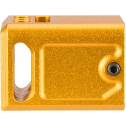 Atlas Custom Works Airsoft Full Metal Micro Comp for G Series - GOLD