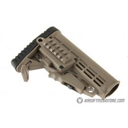 Ranger Armory Tactical Mil-Spec Retractable Stock - TAN