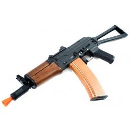 DBoys Kalash AK-74UN Full Metal AEG Rifle w/ Folding Skeleton Stock