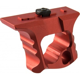 Ranger Armory Aluminum Skeletonized M-LOK Hand Stop - RED