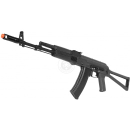 410 FPS V3 KALASH DBoys AK-74S Full Metal AEG Rifle BLACK SLR