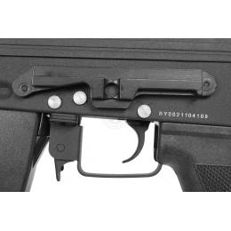 410 FPS V3 KALASH DBoys AK-74S Full Metal AEG Rifle BLACK SLR