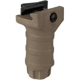 Ranger Armory Quick Detach Stubby Vertical Forward Grip - TAN