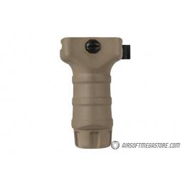 Ranger Armory Quick Detach Stubby Vertical Forward Grip - TAN