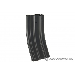 Lancer Tactical Metal Mid-Capacity AEG M4/M16 Magazine - BLACK