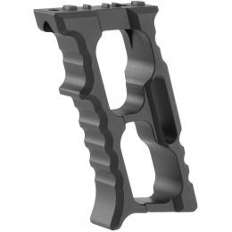 Ranger Armory Aluminum Vertical KeyMod/M-LOK Foregrip - BLACK