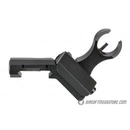 Ranger Armory Offset Front Iron Sight Civilian Edition - BLACK