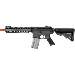E&L Airsoft MK18 Mod I Carbine AEG Rifle (Platinum) - BLACK
