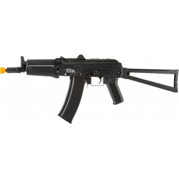 Echo1 Full Metal AK74 CPM Airsoft AEG rifle w/ Folding Stock - BLACK