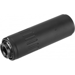 Lancer Tactical MK16 Style Short Mock Suppressor - BLACK