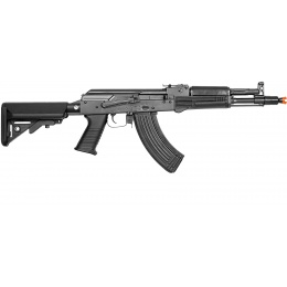E&L AK104PMC-A Gen. 2 Carbine Airsoft AEG (Platinum) - BLACK