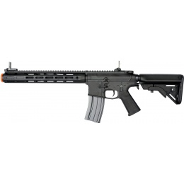 E&L Airsoft AR MUR Custom Carbine AEG (Platinum) - BLACK