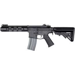 E&L AR MUR Custom SBR AEG Rifle (Platinum) - BLACK