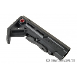 Ranger Armory Collapsible Covert Rear Stock - BLACK