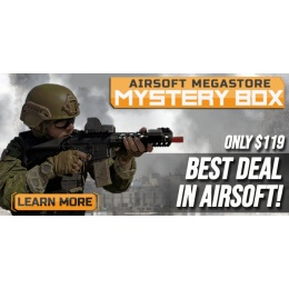Airsoft Megastore MEGA Mystery Box 2018 - Fall Series