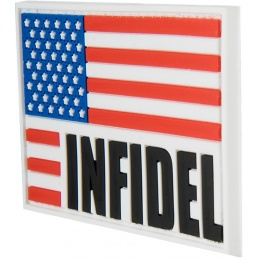 G-Force American Infidel PVC Patch