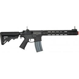 E&L Airsoft AR MUR Custom Carbine AEG Rifle (Elite) - BLACK
