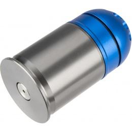 Atlas Custom Works Airsoft Grenade Shell - BLUE / BLACK