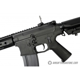 E&L Airsoft AR MUR Custom Carbine AEG Rifle US Version (Platinum) - BLACK