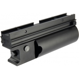 Atlas Custom Works 40mm Airsoft Grenade Launcher [Short] - BLACK