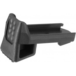 Lancer Tactical Extended Mag Base Plate for PMAGs - BLACK