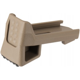Lancer Tactical Extended Mag Base Plate for PMAGs - TAN