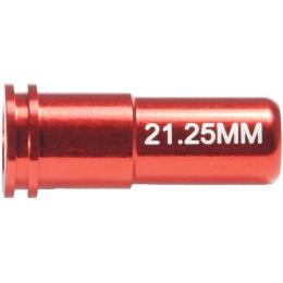 Maxx Model CNC Aluminum Double O-Ring Air Seal Nozzle (21.25mm) - RED
