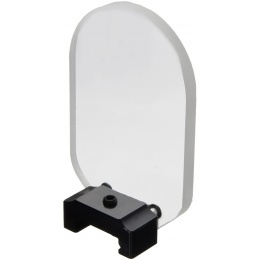 Speed Airsoft BB Shield for Scopes and Dot Sights w/ 20mm Mount
