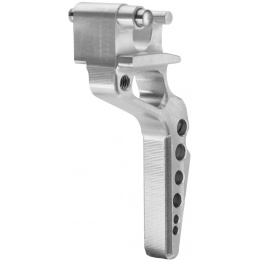 Speed Airsoft Tunable BLADE Trigger for AK/MTC Series AEGs - SILVER