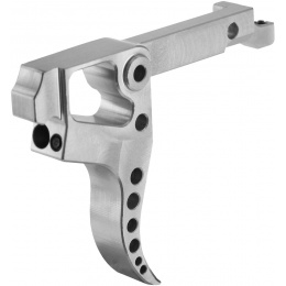 Speed Airsoft Tunable CURVE Trigger for KRISS V Gen 2 AEG - SILVER
