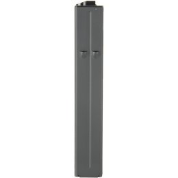 Echo1 250 Round Metal Frame Hi-Capacity Magazine for GAT SMG - BLACK